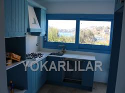 FOR SALE DUPLEX VILLA IS NEAR FROM THE SEA LOCATED IN YALIKAVAK