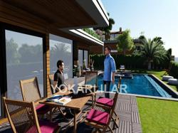 ULTRA LUX VILLA WITH PRIVATE SWIMMING POOL IN YALIKAVAK FOR SALE