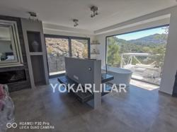 ULTRA LUX STONE VILLA WITH STUNNING VIEWS IN THE CENTER OF YALIKAVAK FOR SALE