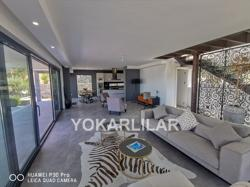 NEW LUX STONE VILLA WITH STUNNING VIEWS IN THE CENTER OF YALIKAVAK FOR SALE