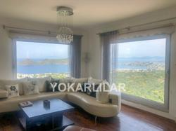 FLAT FOR RENT WITH MAGNIFICENT SEA VIEW IN YALIKAVAK, BODRUM