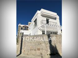 DETACHED HOUSE WITH SEA VIEW AND PRIVATE POOL IN YALIKAVAK FOR SALE