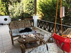GARDEN FLOOR APARTMENT IN THE CENTER OF YALIKAVAK FOR RENT
