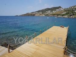 FOR SALE DUPLEX VILLAS ARE BY THE SEA LOCATED IN YALIKAVAK