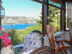 VILLA WITH SEA VIEW AND PRIVATE GARDEN IN GÜNDOĞAN FOR SALE