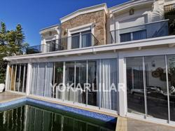 SEASIDE VILLA WITH SEA VIEW IN KOYUNBABA-GÜMÜŞLÜK FOR SEASONAL RENT
