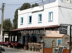 FOR SALE RESTAURANT IS BY THE SEA LOCATED IN YALIKAVAK