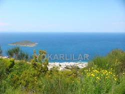 FOR SALEP LOT OF LAND HAS RESIDENTIAL DEVELOPMENT PERMISSION IN YALIKAVAK.
