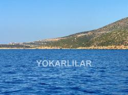 FOR SALE THE BAY IS 500 M FROM ADJACENT TO THE SEA LOCATED IN BODRUM