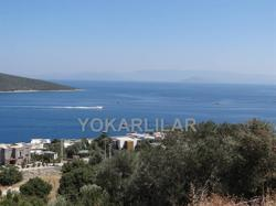 LAND WITH SEAVIEWS AND DEVELOPMENT PERMISSION FOR SALE IN TÜRKBÜKÜ