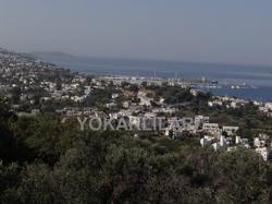 FOR SALE PLOT OF LAND WITHIN THE SEA AND MARINA VIEW IN YALIKAVAK