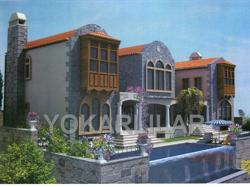 FOR SALE PLOT OF LAND OF PROJECT IS READY LOCATED IN YALIKAVAK