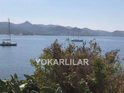 SEASIDE LAND AND STONE HOUSE IN YALIKAVAK FOR SALE